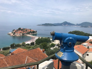 Taxi from Podgorica airport to Sveti Stefan, Monte
